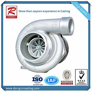 Permanent Mold Casting for Turbocharger Housing