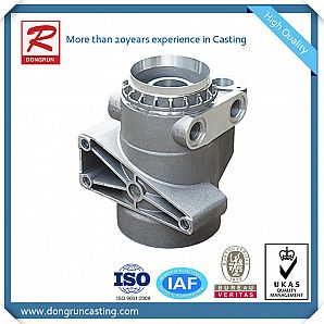 High quality Aluminum Gravity Die Casting Filter Housings